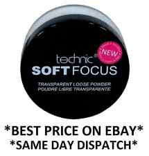 Technic Soft Focus Transparent Loose Finishing Powder Setting & Fixing Make Up