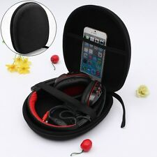 Headphone Earphone Headset Carry Case Storage Bag Pouch for Sony V55 NC6 NC7 NC8