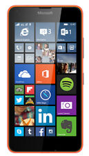 Microsoft Lumia 640 XL Dual SIM 8gb arancio Smartphone 13 MP WhatsApp Quad Core