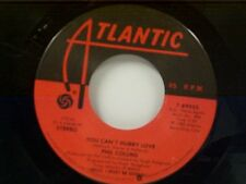 "PHIL COLLINS ""YOU CAN'T HURRY LOVE / DO YOU KNOW DO YOU CARE"" 45"