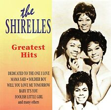 (CD) The Shirelles - Greatest Hits - Will You Love Me Tomorrow, Soldier Boy,u.a.