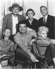 Beverly Hillbillies Cast / Donna Douglas 8 x 10 GLOSSY Photo Picture