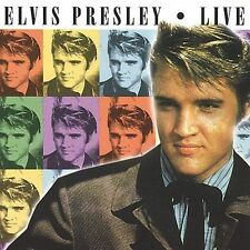 Presley, Elvis Live: Elvis Presley CD ***NEW***