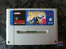 The Young Merlin - SUPER NINTENDO SNES NES - PAL ESPAÑA -
