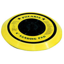 "K Tool 85697 Backing Pad, 6"" Diameter, Flexible, for Dual Action Sanders"