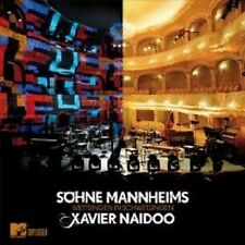"SÖHNE MANNHEIMS & XAVIER NAIDOO ""MTV UNPLUGGED"" 2 CD"