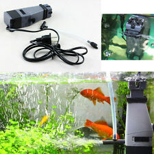 Sunsun Aquarium Plant Marine Oil Protein Skimmer Fish Tank Water Air Pump Filter