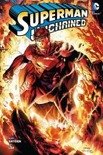 SUPERMAN UNCHAINED HC deutsch (1-9) lim.Variant-Hardcover JIM LEE + SCOTT SNYDER