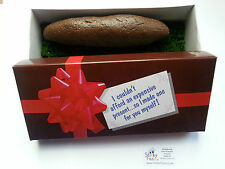 Turd in a Box - Practical Jokes Funny Gifts Secret Santa Tricks Evil Jokes
