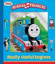 Thomas & Friends Musical Treasury Book - Really Useful Engines Works