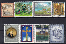 AUSTRIA = Selection of VERY FINE USED stamps. Lovely condition.
