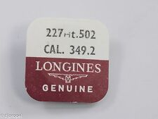 Longines Genuine Material Part #227 4th Wheel & Pinion for Longines Cal. 349.2