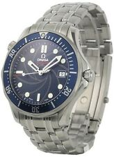 2226.80.00 | OMEGA SEAMASTER | NEW & AUTHENTIC JAMES BOND 007 LIMITED MENS WATCH