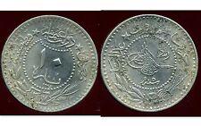 TURQUIE  10 para 1327 - 1913  ( 5 )   ( bis )