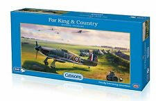 GIBSONS FOR KING & COUNTRY 636 JIGSAW PUZZLE - NICOLAS TRUDGIAN - HURRICANES
