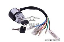 SUPERIOR QUALITY ignition switch chaly honda CF50 CF70 S50 S90 CS90 CL90 7 wires