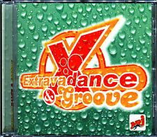 EXTRAVADANCE & GROOVE - NRJ - CD COMPILATION [1222]