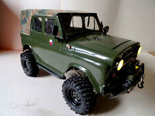 RC Crawler Karo UAZ 469 1/10 scale body to fit Tamiya, LRP, HPI, Yokomo MST