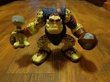 "1998 HASBRO--SMALL SOLDIERS MOVIE--6"" SLAMFIST FIGURE W/ ACCESSORIES (LOOK)"