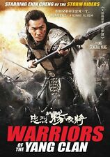 WARRIORS OF THE YANG CLAN  NEW DVDFREE UPGRADE TO 1ST CLASS SHIPPING