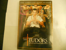 Tudors - The Complete First Season (DVD, 2008, 4-Disc Set) NEW