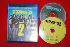 Pitch Perfect 2 Blu Ray & DVD & Digital HD Combo Pack Anna Kendrick