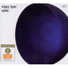 "VIJAY IYER ""SOLO""  CD ---------11 TRACKS--------- NEU"