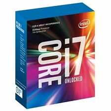 Intel Core i7-7700K Lake Quad-Core 4.2 GHz LGA 1151 Desktop Processor