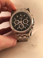 Relic by Fossil Men's ZR66032 Grant Stainless Steel Chronograph Watch-H96