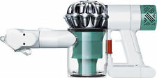 Dyson - V6 Mattress Bagless Cordless Hand Vac - White/Nickel/Teal