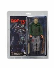 "NECA FRIDAY THE 13TH PART 3 RETRO CLOTHED 8"" JASON VOORHEES ACTION DOLL (FIGURE)"