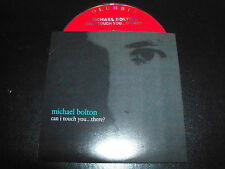 Michael Bolton Can I Touch You There Rare Australian Card Sleeve CD Single
