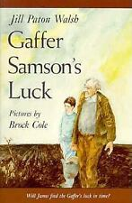 Gaffer Samson's Luck (Turtleback School & Library Binding Edition)-ExLibrary