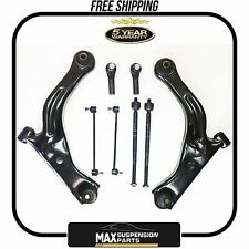 Suspension Set for Ford Escape Control Arm Tie Ball Joint $5 YEARS WARRANTY$