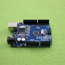 NEW Version UNO R3 ATmega328P CH340 Compatible to Arduino With USB Cable