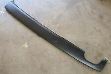 BMW E36 M3 325 328 Rear Bumper Trim Panel Apron 4DR or 2DR