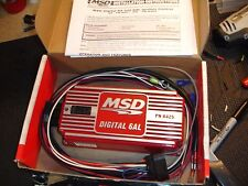 MSD 6425 6AL DIGITAL IGNITION BOX -