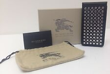 Burberry Prorsum iPhone 5 5S Calf Hair Studded Case Msrp $595