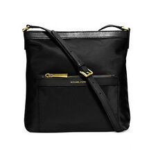 Michael Kors Bag 30F5GOGM2C MK Morgan Medium Messenger Bag Black Agsbeagle