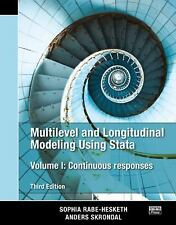 Multilevel and Longitudinal Modeling Using Stata, Volume I: Continuous Responses