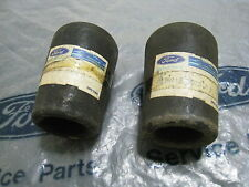 MK2 CORTINA GT LOTUS 1600E GEN FORD NOS FRONT SUSPENSION BUMPERS 10/66 - 8/67