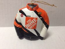 Holiday Christmas Ornament Tony Stewart #20 Nascar Racing Jacket Sport