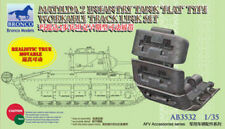 Bronco 1/35 3532 Matilda 2 Infantry Tank Early Type Track Link