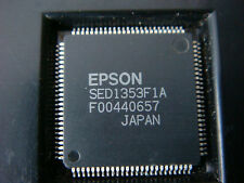 10pcs of SED1353F1A Epson LCD Controller ICs