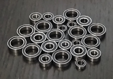 (24pcs) OFNA HYPER 10TT / HYPER 10SC Rubber Sealed Ball Bearing Set