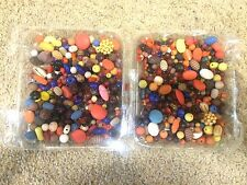 Lot of Vintage Beads/ Crafts Jewelry Making