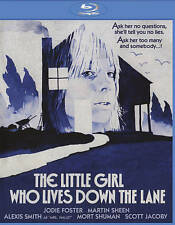 The Little Girl Who Lives Down the Lane Blu-ray Disc, 2016