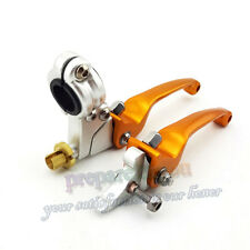 Gold Brake Clutch Levers For Chinese Pit Dirt Bike 110 125 140 160cc SSR Stomp
