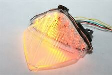 New Led Tail Brake Light Turn Signals For Yamaha Yzf R1 2004 2005 2006 Clear
