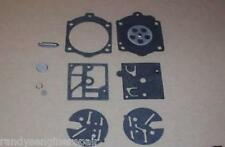 Super 2 Walbro HDC Carburetor Carb Overhaul Repair Kit Complete